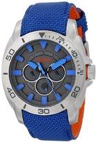 HUGO BOSS BOSS Orange Men's 1513014 Shanghai Analog Display Quartz Grey Watch