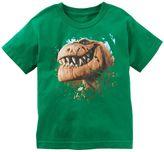 Disney Pixar The Good Dinosaur Toddler Boy Puff-Print Tee