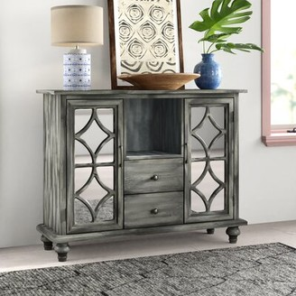 Bungalow Rose Trineice 48'' Wide 2 Drawer Sideboard