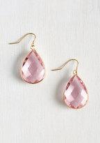 NOVA INC. Receiving Drop Honors Earrings in Pink