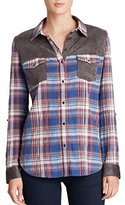 C&C California Women's Nomadic Button Down Shirt