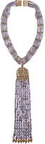 Amrapali 14-karat Gold Multi-stone Necklace - one size