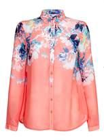 Yumi Floral Print Shirt