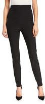 A.L.C. Silvio High-Rise Skinny Pants w/ Zippers