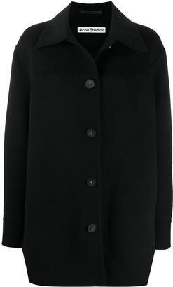 Acne Studios Oversized Single-Breasted Jacket