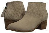 Toms Leila Booties 10007580 Womens 7