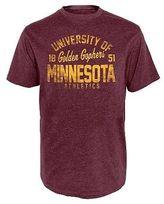 NCAA Minnesota Golden Gophers Men's Heather T-Shirt