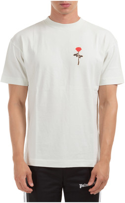 Palm Angels Small Rose Tee T-shirt