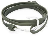 Miansai Hooked Leather Bracelet