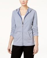 Karen Scott Active Hoodie, Only at Macy's