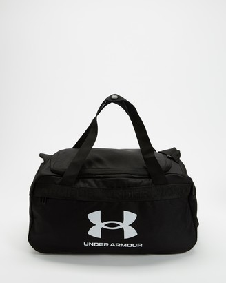 Under Armour Black Duffle Bags - Loudon Duffle Bag Extra Small - Size One Size at The Iconic