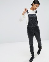 Vila Allow Coated Jumpsuit