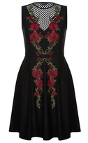 City Chic Rose Adore Dress