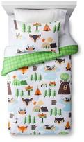 Circo Campfire Critters Comforter Set - Multicolor - Pillowfort