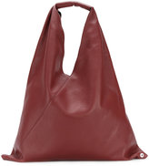 MM6 MAISON MARGIELA triangle tote - women - Leather/Polyester - One Size