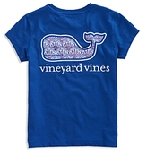 Vineyard Vines Girls' Logo Tee - Big Kid