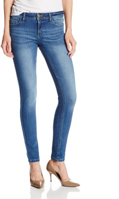 DL1961 Women's Florence Instasculpt Skinny Jean In Pacific