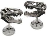 Cufflinks Inc. Cufflinks, Inc Ox & Bull Trading Co. Sterling Silver T-Rex Dinosaur Cuff Links