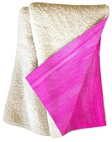 DENY Designs Allyson Johnson Brushed Sherpa Fleece Blanket Pink/Ombre - (60x50)