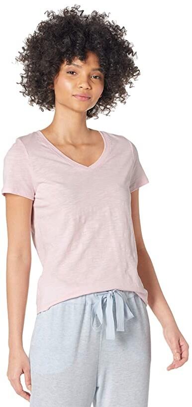 1 STATE V-Neck Tee Women's Clothing