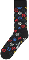Happy Socks Royal Enfield Logo Socks