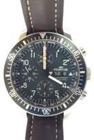 Fortis B-42 Cosmonauts 638.10.141.3 Stainless Steel 42mm Mens Watch