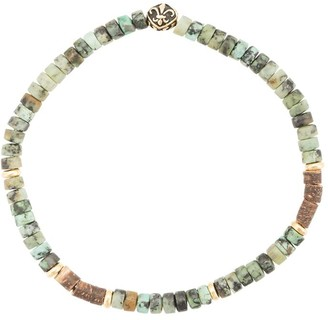 Nialaya Jewelry Jade Beaded Bracelet