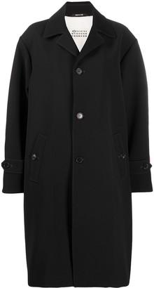 Maison Margiela Oversize Single Breasted Coat