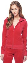 Juicy Couture J Bling Original Velour Jacket