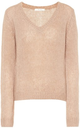 The Row Aetra cashmere-blend sweater