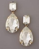 Janis By Janis Savitt Crystal Drop Earrings