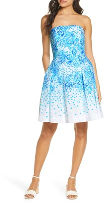 Lilly Pulitzer Kenzie Fit & Flare Dress