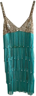 Jenny Packham Turquoise Dress for Women