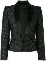 DSQUARED2 jacquard tuxedo jacket