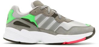 adidas Grey Yung 96 Sneakers