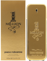Paco Rabanne Men's 1 Million 3.4Oz Eau De Toilette Spray
