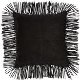 Ralph Lauren Hunter Creek Suede Pillow