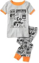 Old Navy 2-Piece Music Graphic Sleep Set for Toddler & Baby