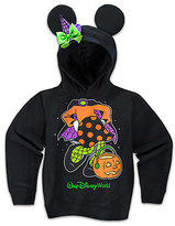 Disney Minnie Mouse Witch Costume Hoodie for Girls - Halloween - Walt World