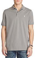 Polo Ralph Lauren Classic-Fit Stretch Mesh Solid Short-Sleeve Polo Shirt