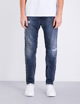 Diesel Narrot-Ne 0676V stretch-denim joggjeans