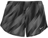 Nike Tempo Printed Shell Shorts - Black