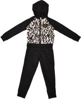 Juicy Couture Girl's 2-Piece Hoodie & Jogger Pant Set