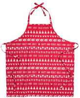 H&M Christmas Apron - Red