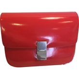 Celine Belt leather pochette