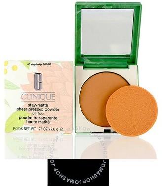 Clinique / Stay-matte Sheer Pressed Powder 03 Stay Beige .27 oz