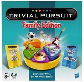 Hasbro Trivial Pursuit Family Edition From Gaming