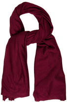Hermes Cashmere & Silk-Blend Shawl