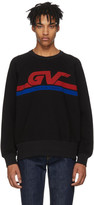 Givenchy Black GV World Tour Sweatshirt