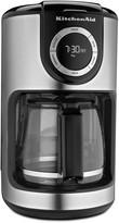 KitchenAid KCM1202OB 12-cup Programmable Coffee Maker